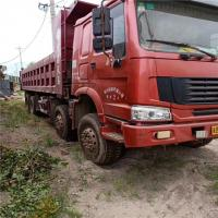 The widely used heavy volvo dump truck second hand used VOLVO tippers 6x4/10 wheels dump truck Manufactures