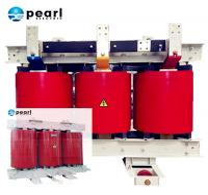 Dry Type Two Winding Power Transformer Self Extinguishing 35kV - 100 KVA Manufactures