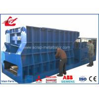 Round / Square Steel Scrap Metal Shear Box Shear For Propane Tanks Gas Tanks Manufactures