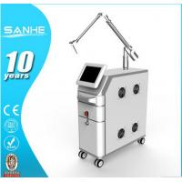 Q-Switched Nd Yag Laser Tattoo Removal skin rejuvenation high energy high performance Manufactures