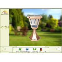 Super Bright Waterproof Solar Motion Detector Lights For Landscape / Pathway Manufactures