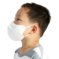 99.9% BFE Disposable Children Kn95 Kids Face Masks 5 Layers Manufactures