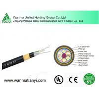 Self-supporting fiber optic cable ADSS Manufactures