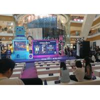 960 - 2880hz Rfresh Rate LED  Advertising Led Display Screen With High Contrast Manufactures