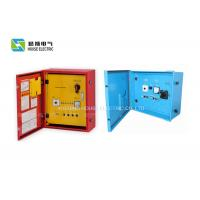 Center Pivot Electric Main Control Panel For Irrigation System Easy Operation Manufactures