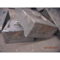 Cr-Mo Alloy Steel Lifter Bars For Cement Mill Coal Mill / Mine Mill Manufactures