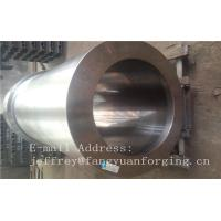 Gears Carbon Steel Foring Rings Sleeve JIS S45CS48C DIN 1.0503 C45 IC45 080A47 CC45 SS1650 F114 SAE1045 Manufactures