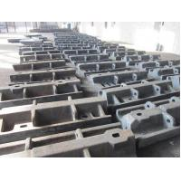 Large Alloy Steel Castings Mill Liners For Mine Mills Hardness HRC33-43 Better Wear Resistance Manufactures