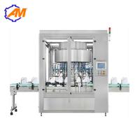 Hot sale pneumatic ointment cream lotion filling machine Manufactures