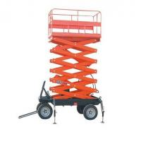 Self-propelled hydraulic lift platform Manufactures