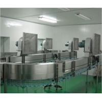 Stainless Steel PET Bottle Beverage Conveyor Systems 2000 BPH - 36000 BPH