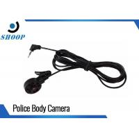 Mini Body Camera Accessories 420 TV Lines Headset Police Hidden Bullet Camera Manufactures
