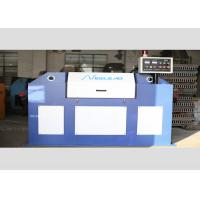 Automatic Wire Descaling Machine To Removal Rust By Sand Belt Grinding Manufactures