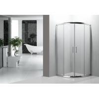 Clear Glass Corner Quadrant Shower Enclosure 800 X 800 Centre Open 6511 Manufactures