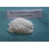 Buy cheap Primobolan Anabolic Steroid Powder Methenolone Acetate for Muscle Gain CAS 434 from wholesalers