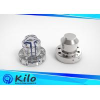 Stainless Steel Rapid Medical Device Prototyping Turning Machine Parts Customized Manufactures