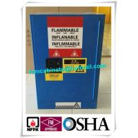 Buy cheap Yellow Dangerous Industrial Safety Cabinets For Liquid , Paint Safety Storage from wholesalers