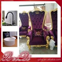 Wholesales Salon Furniture Sets New Style Luxury Mssage Pedicure Chair in Dubai Manufactures