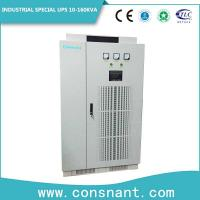Industrial Uninterruptible Power Supply Systems , 40 KVA 32 KW Ups Power System Manufactures