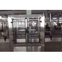 5000 BPH-20000 BPH Oil Bottle Packing Machine Automatic For 0.5L - 5L Bottle Manufactures