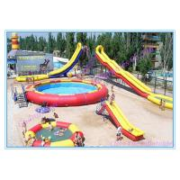 Funny Inflatable Water Slide with Pool for Sale (CY-M2134) Manufactures