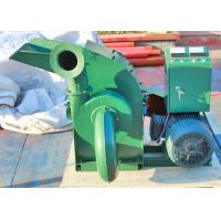 Hammer Mill Wood Crusher Machine Easy Operate For Wood Waste And Wood Chips Manufactures