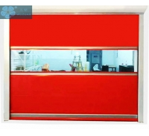 2mm PVC Roller Shutter Doors Manufactures