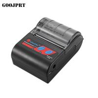 Bluetooth Interface Type Wireless Mobile Printer 12V 1A 50 - 80mm/s Printing Speed Manufactures