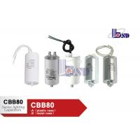Commercial Light Capacitor  Ballast Capacitor At High Temperature Small Size Manufactures