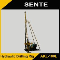 Your best choise AKL-100L mobile drilling rigs Manufactures