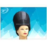 Eco - Friendly Disposable Mob Cap / Breathable Soft Paper Chef Hats Manufactures
