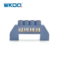 Neutral Link Terminal Block Screw Type Busbar For Electronic Circuits Machines Manufactures