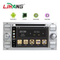 3G WIFI Ford Mondeo Dvd Player , Easy Operation Car Multimedia Player Manufactures