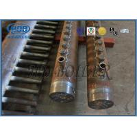 High Temperature Resistance Boiler Headers And Manifolds Carbon Steel For Heating System Manufactures
