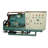 4GE-30Y Water Cooled Bitzer Condensing Unit Oil Compressor For Medium & High Temperature Environment Manufactures