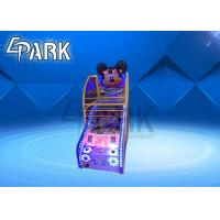 Hardware Material Arcade Mickey Basketball Game Machine D160*W82*H190cm Manufactures