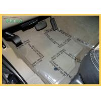Acrylic Glue Auto Carpet Protection Film Clear Plastic Carpet Protective Shield Manufactures