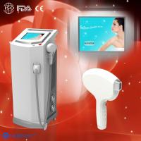 Painless Professional Semiconductor 808 Diode Laser Hair Removal Machine Manufactures