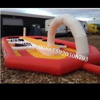 Space Hopper Track Inflatable Games Manufactures