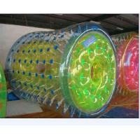 Fireproof 0.8mm PVC Fancy Inflatable Water Toys for Park Amusement Manufactures
