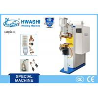 Automatic Medium Frequency Power DC Spot Welding Machine Aluminum Products Manufactures