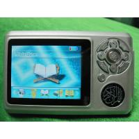 China 3.5 inch 2G - 4G flash Islamic holy Digital Quran Mp4 Translation player (colored screen) on sale