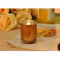 Small Candle Jars Decorative Votive Candle Holders Wedding Decoration Manufactures