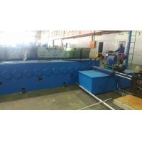 1350 Series Sliding type Aluminum Wire Drawing Machine(9.5-1.7mm) With Automatic Double Spooler Manufactures