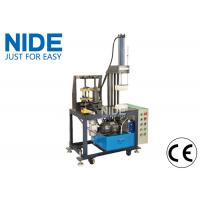 Winding Final Coil Forming Machine / Wire Winding Machine For Air Conditioner Motor Manufactures