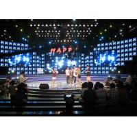 Buy cheap 700W/Sqm P2.9 Indoor Led Display Screen High Resolution For Events Stage from wholesalers
