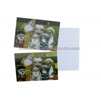 Loverly Cartoon Kids 3D Lenticular Postcard 11x16cm 3d Changing Pictures Manufactures