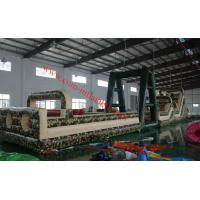 inflatable obstacle course boot camp inflatable military obstacle course inflatable Manufactures