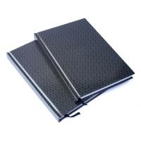 14.2 * 21cm, 128g art paper mounting to paper board Custom Notepad Printing Manufactures