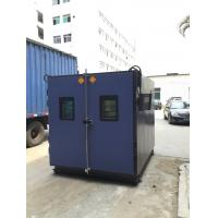 High Efficient Climatic Test Chamber With Non Linear Fast Temperature Change Rate Manufactures